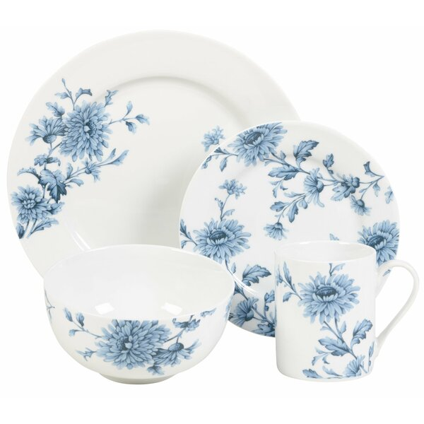Denim 16 Piece Dinnerware Set by Spode