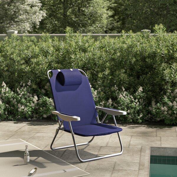 Ronald Reclining Beach Chair By Freeport Park