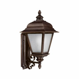 Read Reviews Brookwood 3-Light Outdoor Wall Lantern By Capital Lighting