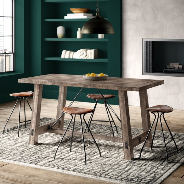 Montville Dining Table by Greyleigh