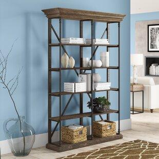 Mabie Etagere Bookcase