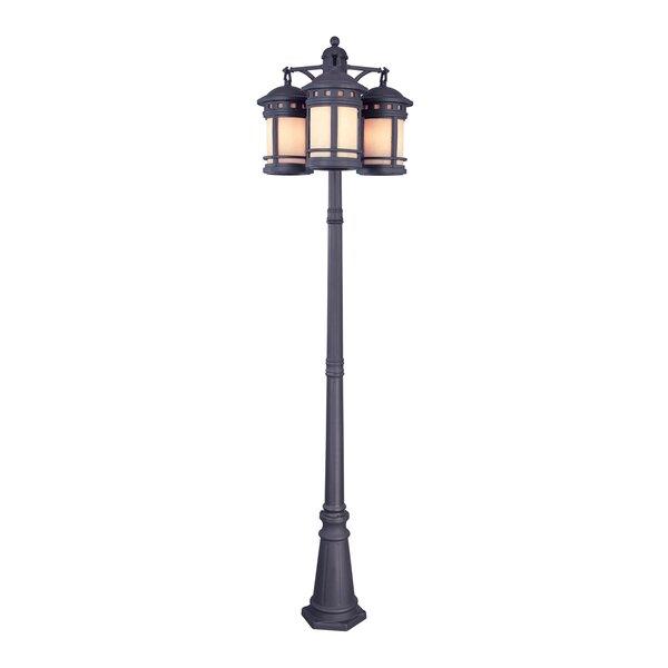Sedona 9-Light 86 Post Light by Designers Fountain