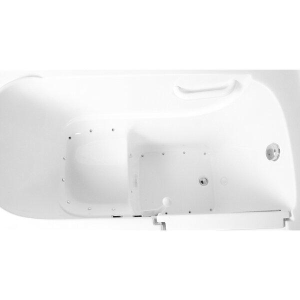 60 x 30 Air Walk-in Tub by Ariel Bath