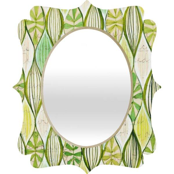 Cori Dantini Quatrefoil Accent Mirror by Deny Designs
