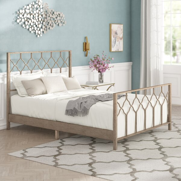 Hasse Standard Bed by Willa Arlo Interiors