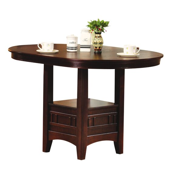 Amazing Epp Counter Height Dining Table By Darby Home Co 2019 Sale