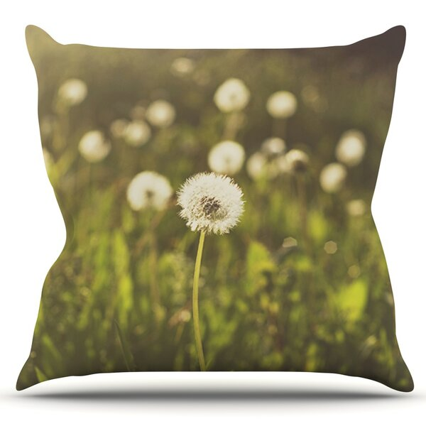 As You Wish by Libertad Leal Outdoor Throw Pillow by East Urban Home