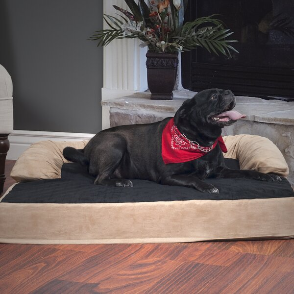 Chance Pet Bed with Bolster by Tucker Murphy Pet