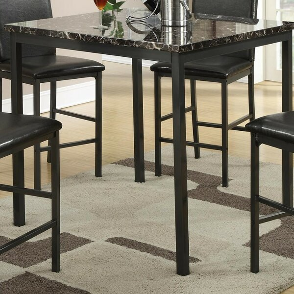 Parkville Counter Height Dining Table By Winston Porter Bargain