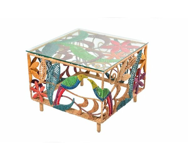 LurLine End Table by Bay Isle Home