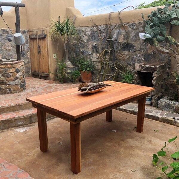 Nathanial Dining Table by Loon Peak Loon Peak