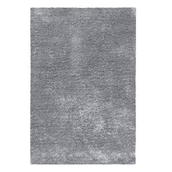 Catharine Hand-Woven Gray Area Rug by Zipcode Design