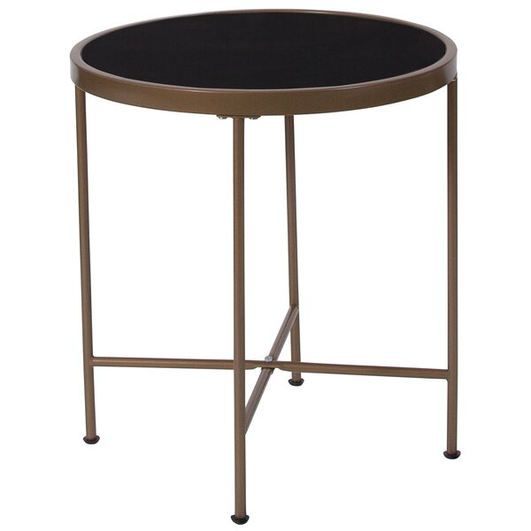 Astoria End Table by Wrought Studio