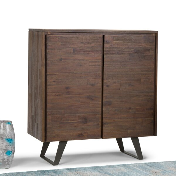 Elle 2 Door Accent Cabinet by Union Rustic Union Rustic