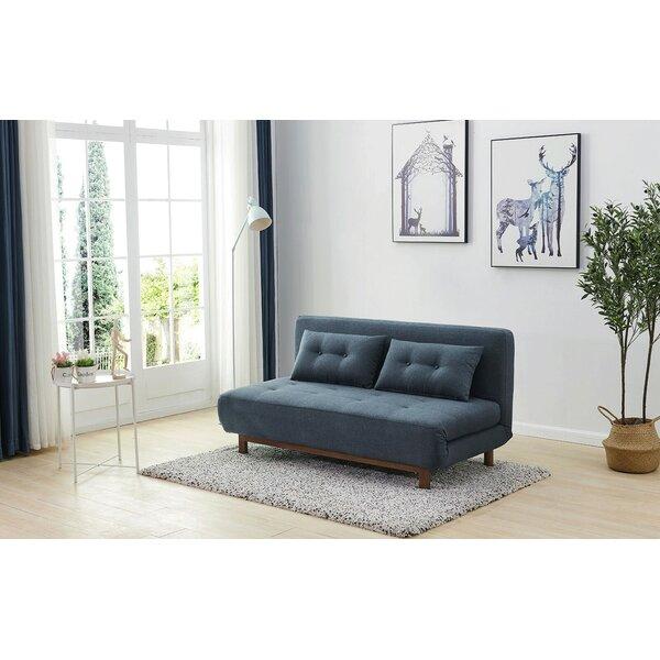 Pellure Full 60'' Tight Back Convertible Sofa By Brayden Studio