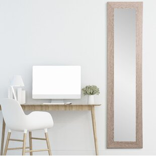Coupon Aqueduct Slim Full Length Mirror By Foundry Select