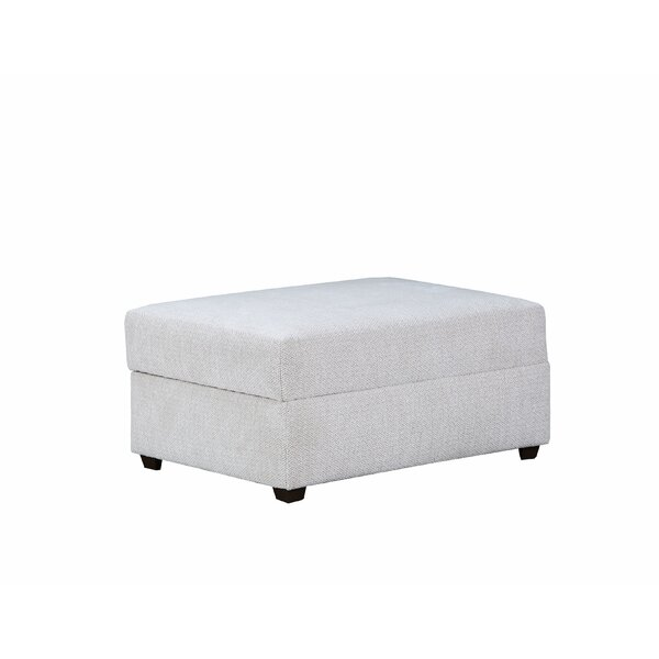 Callahan Storage Ottoman by 17 Stories 17 Stories