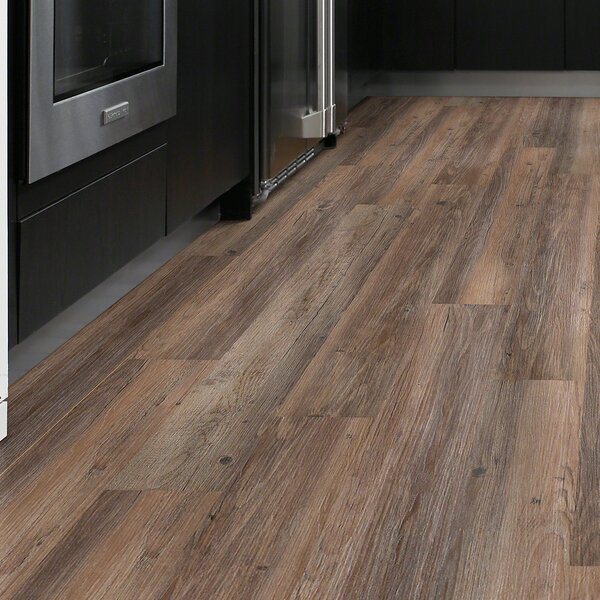 Arlington 6 x 48 x 2mm Luxury Vinyl Plank in Georgetown by Shaw Floors