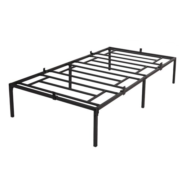 Heavy Duty Full/Double Platform Bed by Arsuite