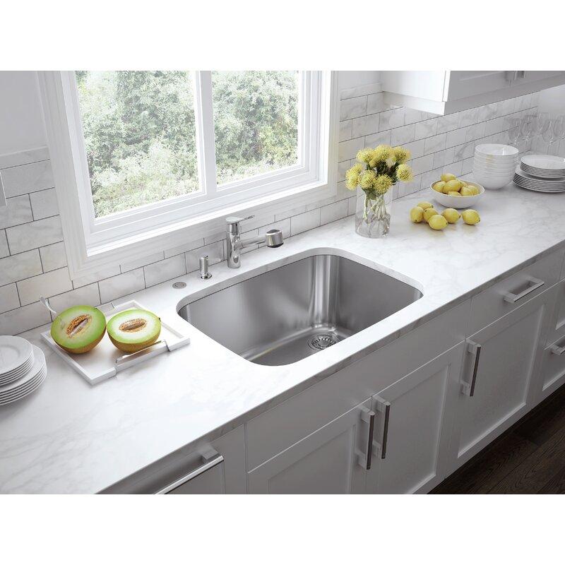 Gnx11028 Professional 29 L X 21 W Undermount Kitchen Sink