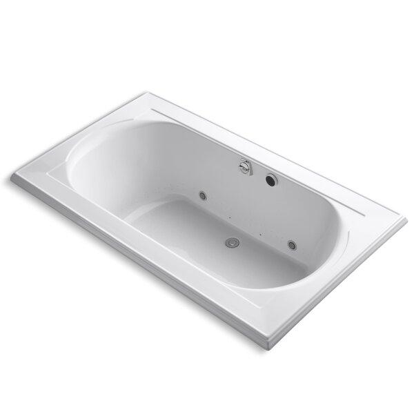 Memoirs 72 x 42 Air Bathtub by Kohler