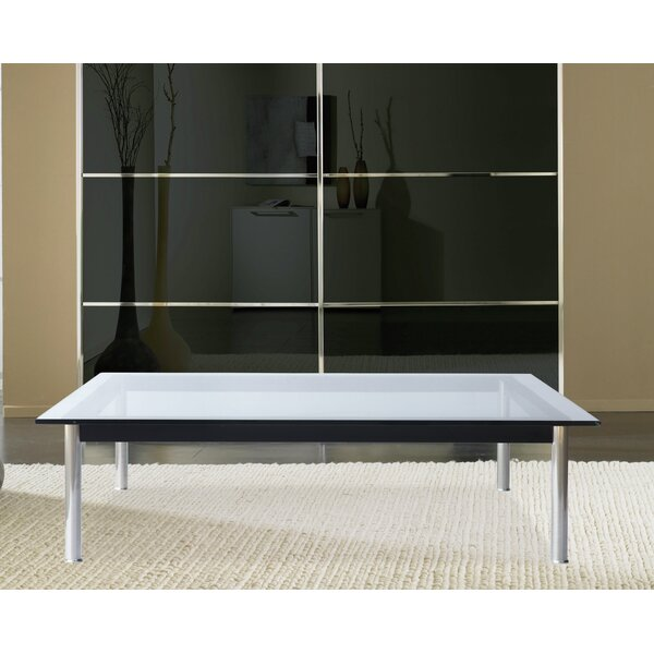 Fine Mod Imports Glass Top Coffee Tables