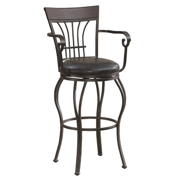 Trinity 30 Swivel Bar Stool by American Heritage