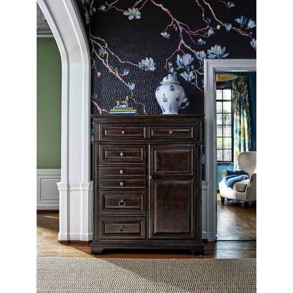 Bobbi 6 Drawer Combo Dresser by Canora Grey