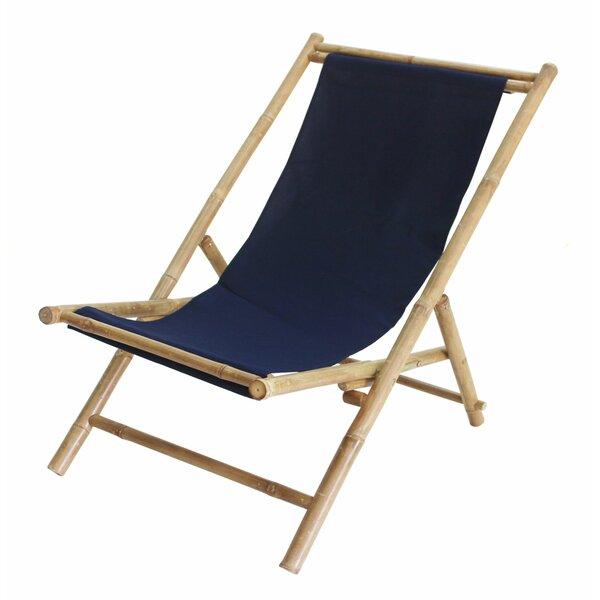 Kristi Folding Deck Chair (Set of 2) by Bay Isle Home Bay Isle Home