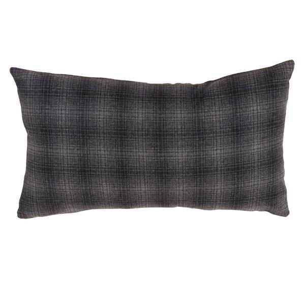 Sienna Plaid Design Lumbar Pillow by Millwood Pines