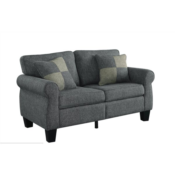 Elmhur Loveseat by Darby Home Co Darby Home Co