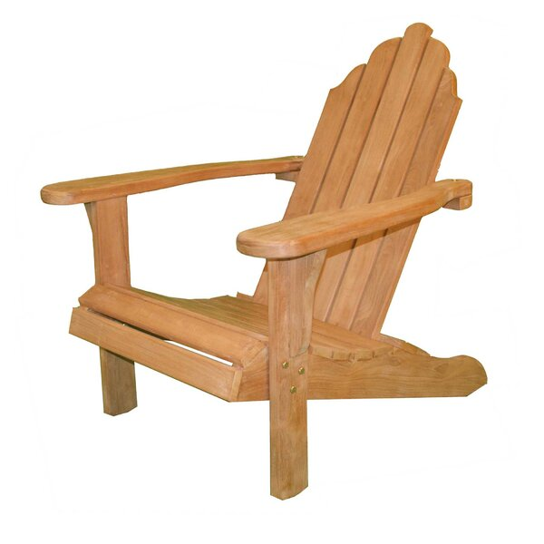 Teak Adirondack Chair by Jewels of Java