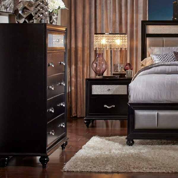 Chappell 5 Drawer Chest by Willa Arlo Interiors