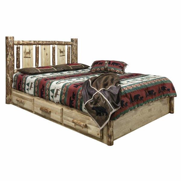 Tustin Storage Platform Bed By Loon Peak by Loon Peak Cheap