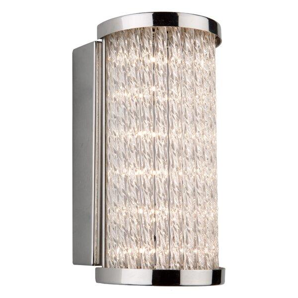 Maija 1-Light LED Bath Sconce by Orren Ellis