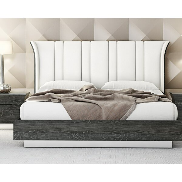 Sifuentes Upholstered Platform Bed by Orren Ellis