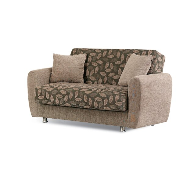 Palmquist Standard Loveseat By Charlton Home