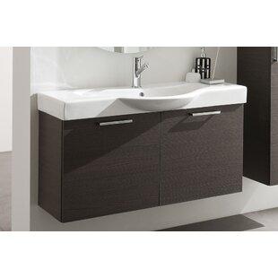 Light 2 41 Single Bathroom Vanity Set ByAcquaviva