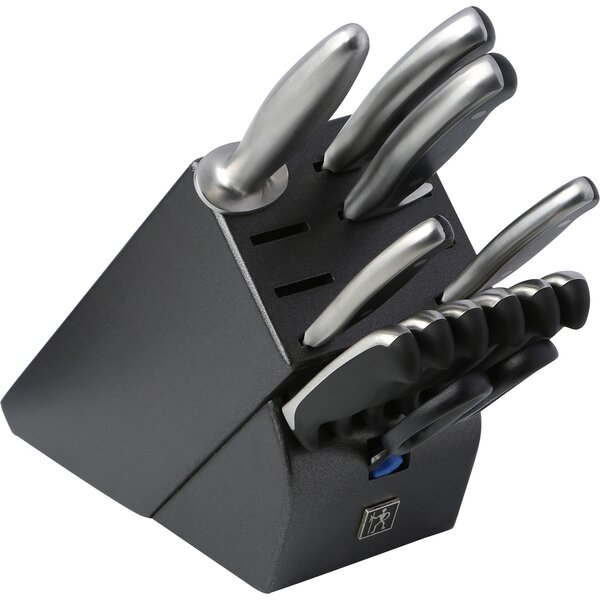 Forged Synergy 13 Piece Block Set by J.A. Henckels International