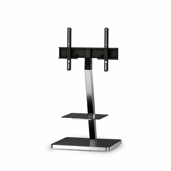 Modern Swivel Floor Stand Mount for Greater than 50 Screens by Vicis Trading