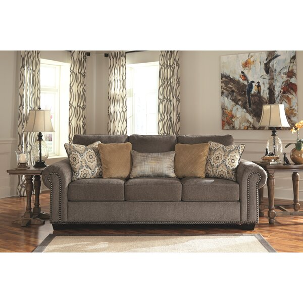 Modern Style Cassie Queen Sofa Bed by Darby Home Co by Darby Home Co