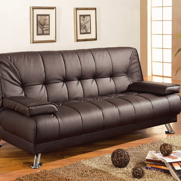 Convertible Sofa by Wildon Home Wildon Home®
