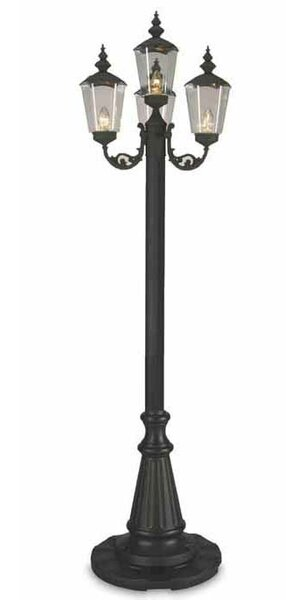 Cambridge Outdoor 4-Light 85 Post Light by Patio Living Concepts
