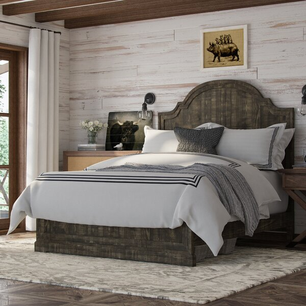 Arthurs Panel Bed by Lark Manor