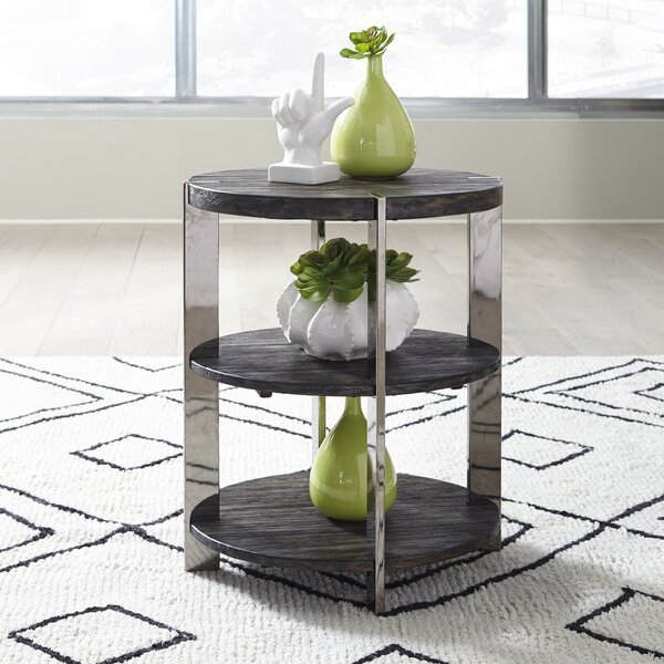 Burch End Table By One Allium Way