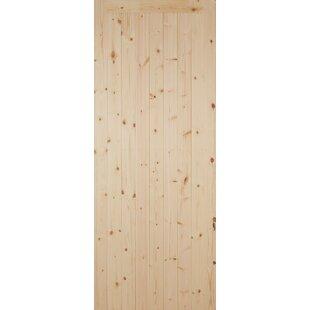 Manufactured Wood Unfinished External Door  sc 1 st  Wayfair & Framed Ledged And Braced Door | Wayfair.co.uk