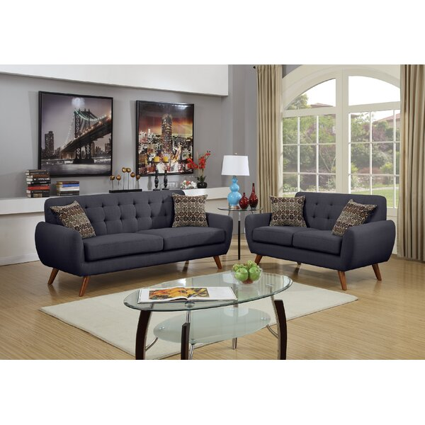 Luken 2 Piece Living Room Set by Ivy Bronx