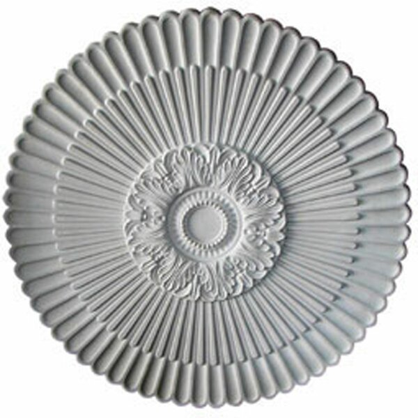 Nexus 41H x 41W x 1 5/8D Ceiling Medallion by Ekena Millwork