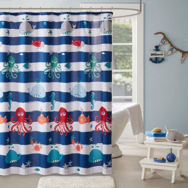 Randolph Shower Curtain by Viv + Rae