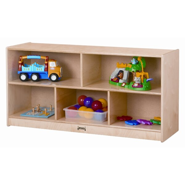 ThriftyKYDZ 5 Compartment Shelving Unit by Jonti-Craft